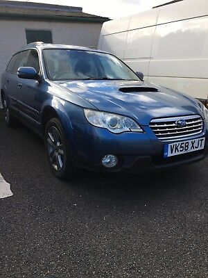Subaru Outback Boxer RE ( re listed due to winning bidder not paying )