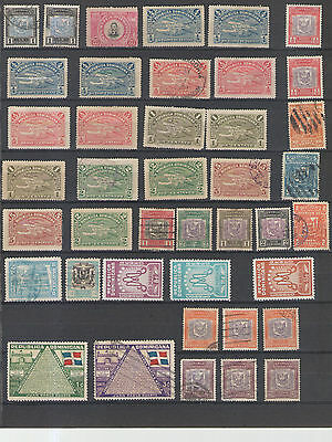 Stamps Dominican Republic 41Pc Lot