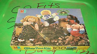Cabbage Patch Puzzle Small