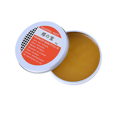 1Pcs 50g Rosin Soldering Flux Paste Solder High Intensity Welding Grease JD