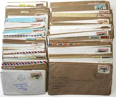 Zimbabwe Approx 275 x Commercial Covers. 1994 Period