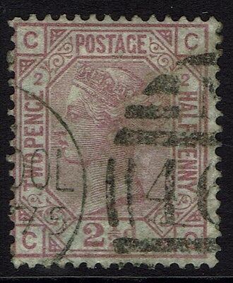 Great Britain, Used, 62, Nice