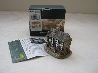 Lilliput Lane - WOM - With box and deeds