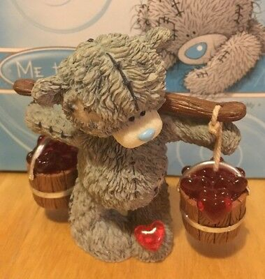 Boxed Me To You Figurine - Buckets Of Love - 2012 - Very Rare.