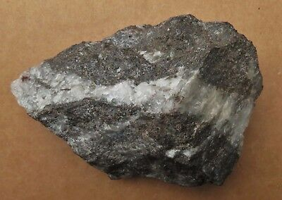 Cassiterite. Roskear D Lode, New Cook's Kitchen, Pool, Redruth, Cornwall.