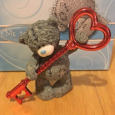 Boxed Me To You Figurine - Key To My Heart - 2011 - Very Rare.