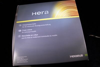 Hera Kreppmanschette ; Crepe sleeve for individual moulds