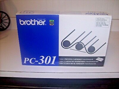 Brother Pc-301 Fax Printing Cartridge