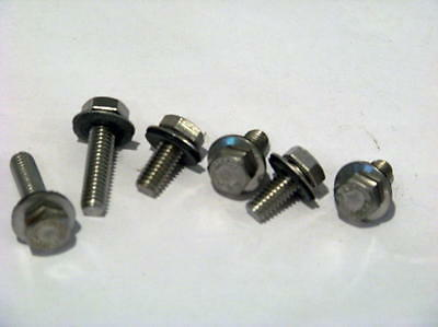 Maytag Wringer Washer Tub Bolts With S/S Bonded Sealing Washers