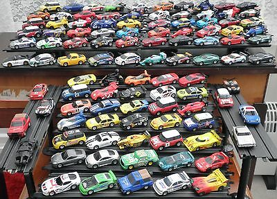 Micro Scalextric Cars