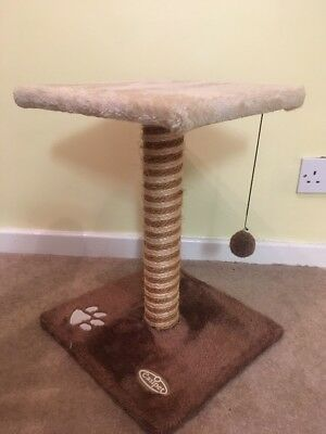 Easiest Cat Scratcher Kitten Scratching Post Toy