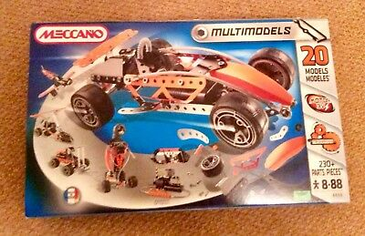 MECCANO multi-model set age 8+