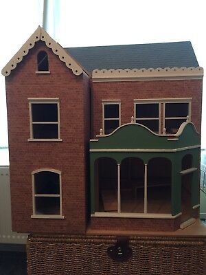 Dolls House - Victorian Shop - Part Finished Project