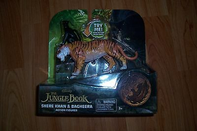 DISNEY JUNGLE BOOK Action  FIGURE  SHERE KHAN FROM   MOVIE