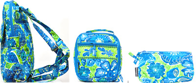 Abbergale Small Backpack With FREE Lunch Bag & Pencil Case/Pouch