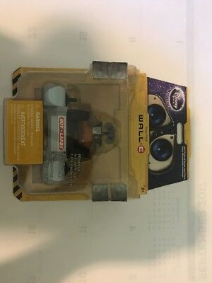 RARE New In Package Wall-E Disney Store Pixar Infrared Remote Control Robot