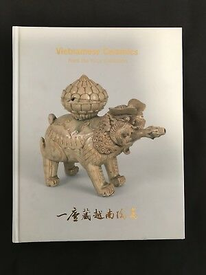 Recent Book on antique Vietnamese Ceramics from the Yi Lu Collection
