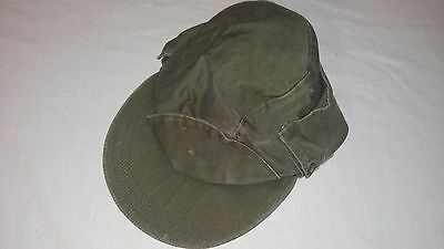 Post WW2 WWII Canadian Korean War Summer Service Cap 6 3/4