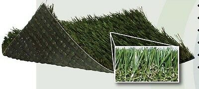 SYNTHETIC ARTIFICIAL PET LANDSCAPE GRASS TURF W/ 8 YR. WARRANTY 15'X25'x1 1/4""