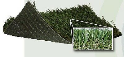 SYNTHETIC ARTIFICIAL PET LANDSCAPE GRASS TURF 15'X15'x1 1/4""
