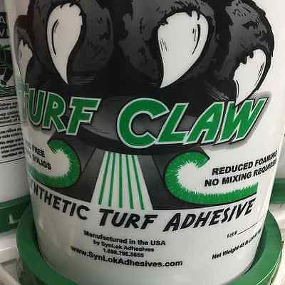 Turf Claw Artificial Grass Turf Install or Repair Adhesive 2 gallon