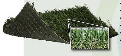 SYNTHETIC ARTIFICIAL PET LANDSCAPE GRASS TURF W/ 8 YR. WARRANTY 15'X50'x1 1/4""