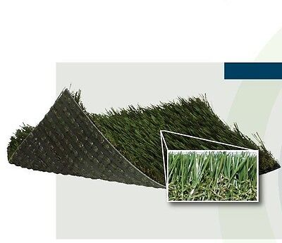 SYNTHETIC ARTIFICIAL PET LANDSCAPE GRASS TURF W/ 8 YR. WARRANTY 15'X5'x1 1/4""