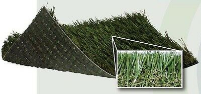 SYNTHETIC ARTIFICIAL PET LANDSCAPE GRASS TURF W/ 8 YR. WARRANTY 15'X35'x1 1/4""