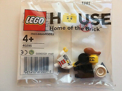 LEGO House Exclusive Minifigure Chef 40295 Home of the Brick Promotional set