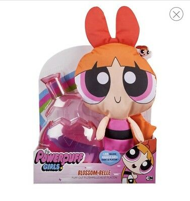 BRAND NEW Cartoon Network The Powerpuff Girls Blossom Puff Out Plush