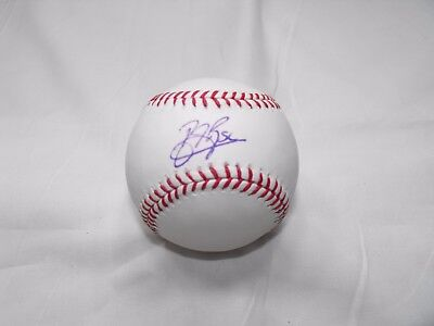 Unknown Autograph on one OML Baseball    #5