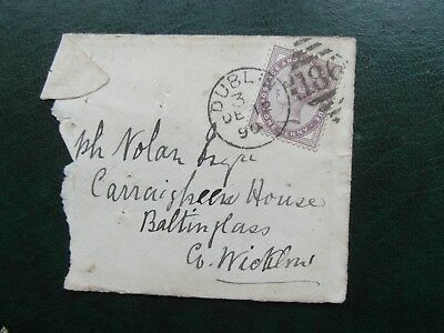 Queen Victoria Penny Lilac Stamp