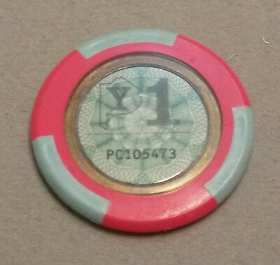 CASINO CHIP Buenos Aires ARGENTINA special edition LIMITED very rare