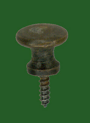 Original 100+ Year Old Production Knob From Globe Wernicke®!!! Can Match Yours!!