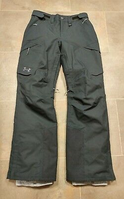 Ln Under Armour Ski Snow Insulated Pants Black Small