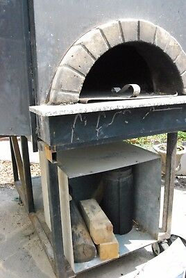Commercial Wood-Fired Oven for Restaurant