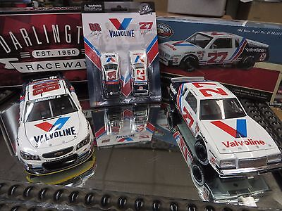 Dale Earnhardt Jr 2015 Darlington Cale Yarborough 1982 Valvoline Buick 1/24 1/64