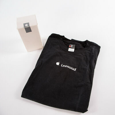 RARE: Apple Store Leawood Kansas Opening T-shirt New in Box Not Sold Stores