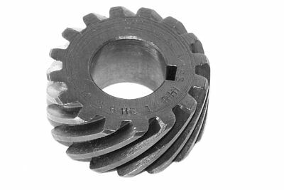 "NEW Union Gear H1616R or 16-HE-16-RH Helical  0.5 "" Bore 16 Pitch 16 Teeth"