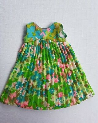 Vintage Barbie - HTF Francie tagged dress from TENTERRIFIC #1211 from 1965-9