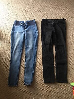 Just Jeans Maternity Jeans Size 10