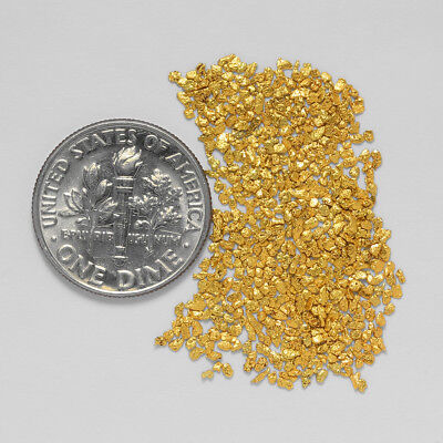 1.0231 Gram Alaskan Natural Gold Nuggets - (#20718) - Hand-Picked Quality