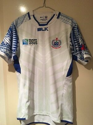 Samoa Rugby World Cup 2015 Jersey