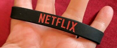 Netflix Stranger Things Wristband, SDCC 2017, Collectibles