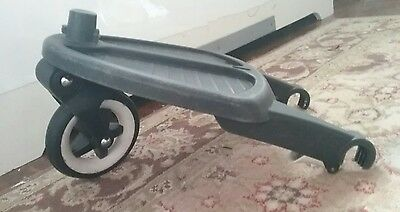 Bugaboo Stroller Wheeled Board Buggy for sibling ride EUC