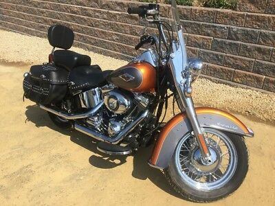 2015 Harley-Davidson Softail  2015 Harley-Davidson Softail Heritage Softail Classic LOW MILES