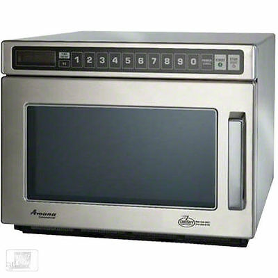 Microwave Oven, Amana Commercial, C-Max, 2100 Watts, Model HDC212