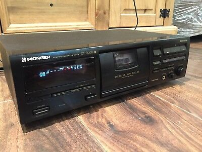 PIONEER CT-S430S  SYSTEM  Audiophile Hi Fi Separate Dolby S -