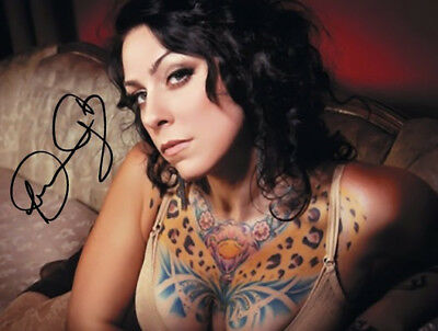 Danielle Colby Cushman Signed Photo 8X10 Rp Autographed American Pickers