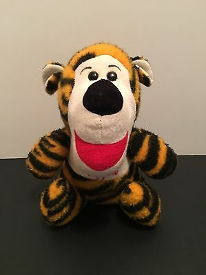 Vintage Sears Disney Winnie the Pooh Tigger Plush Stuffed Animal Toy 9 inch